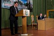 Состоялся отчет администрации г.п. Видное по итогам работы за 2014 год. Анализ, фоторепортаж и видеозапись