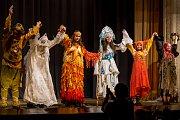Видновкий театр «Маска» представил детский спектакль-сказку «Неба краюшка». Фоторепортаж