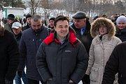 Губернатор Подмосковья Андрей Воробьев 1 апреля посетит город Видное