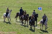 В деревне Горки состоялись соревнования «Казачья удаль». Фоторепортаж