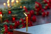 В Видном состоялась масштабная акция «Свеча памяти». Видео- и фоторепортаж