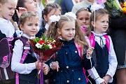 День знаний в Видном. Фоторепортаж из школ №№ 1, 5 и ВХТЛ