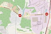 5 сентября на 27 часов закроют движение транспорта по Белокаменному шоссе
