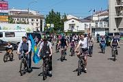 12 сентября состоится велопробег, посвященный Дню города Видное