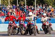 Завершился 20-й международный турнир по мотоболу в честь Дня города Видное. Фоторепортаж