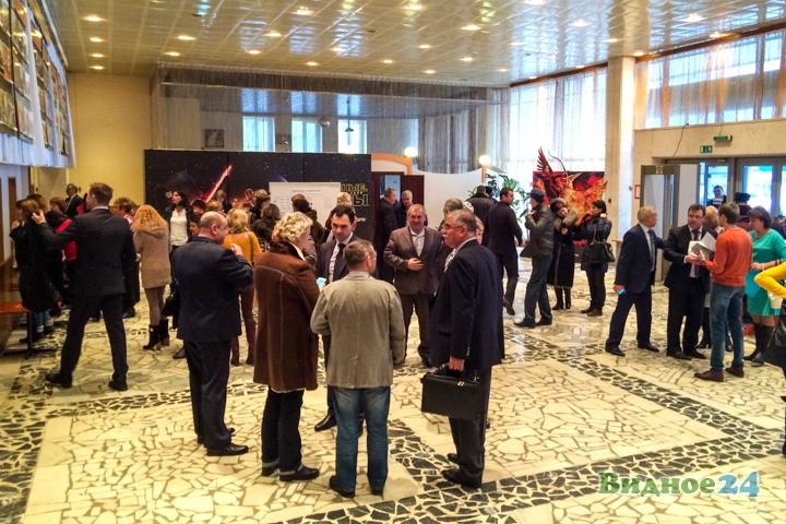 Состоялась первая встреча-семинар главы Ленинского района с населением. Видеозапись фото 3