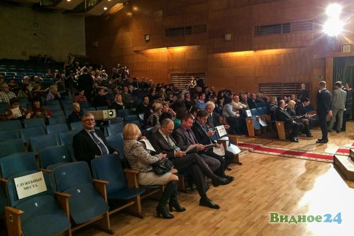 Состоялась первая встреча-семинар главы Ленинского района с населением. Видеозапись фото 4