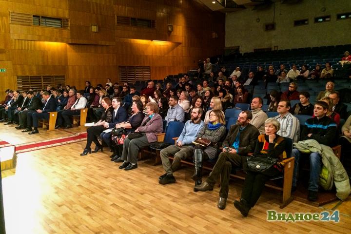 Состоялся второй гражданский форум Ленинского района. Видеозапись фото 13