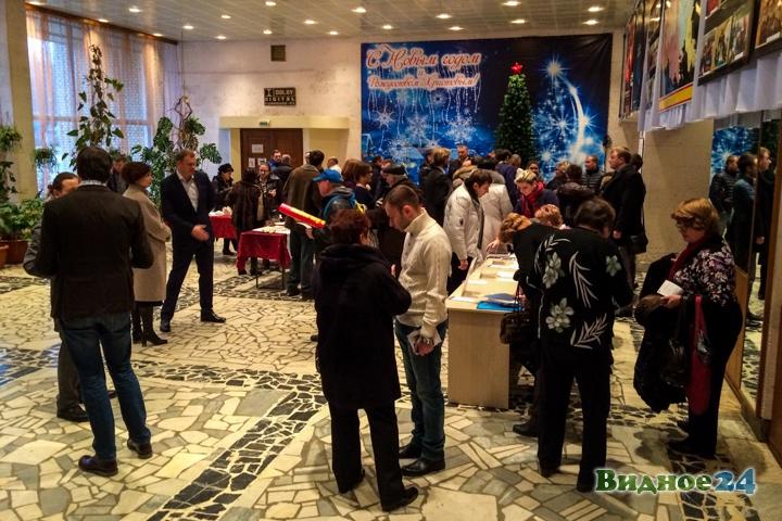 Состоялся второй гражданский форум Ленинского района. Видеозапись фото 3
