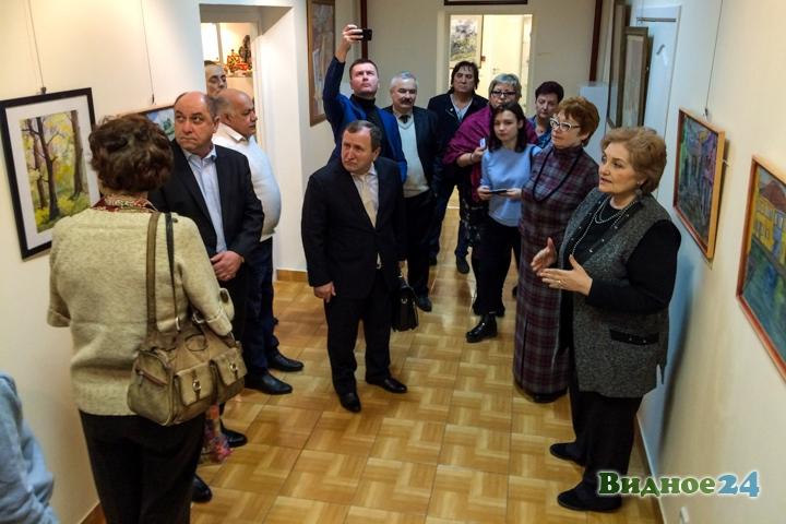 Состоялся второй гражданский форум Ленинского района. Видеозапись фото 8