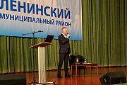 22 января состоится вторая встреча-семинар главы Ленинского района с населением