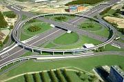 Открытие новой развязки МКАД-Каширское шоссе перенесено на июнь 2016 года. Обновление: открыта 27 апреля