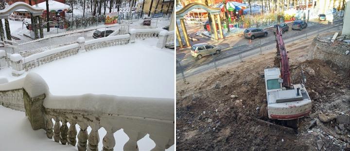 Без проекта реставрации началась реконструкция Дома культуры города Видное. Фоторепортаж фото 20
