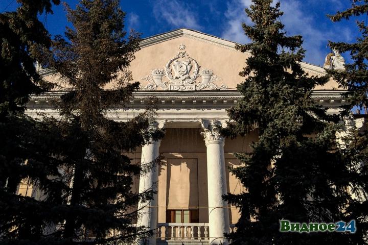 Без проекта реставрации началась реконструкция Дома культуры города Видное. Фоторепортаж фото 62