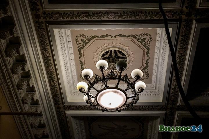 Без проекта реставрации началась реконструкция Дома культуры города Видное. Фоторепортаж фото 50