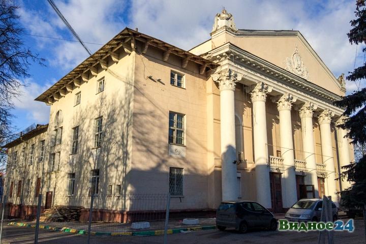 Без проекта реставрации началась реконструкция Дома культуры города Видное. Фоторепортаж фото 60