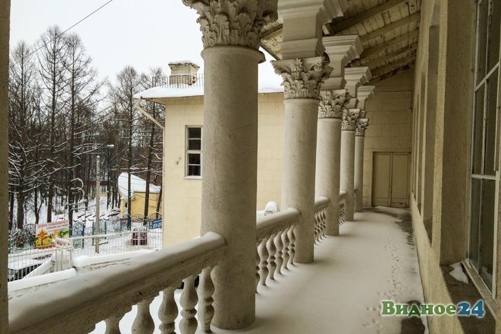 Без проекта реставрации началась реконструкция Дома культуры города Видное. Фоторепортаж фото 22