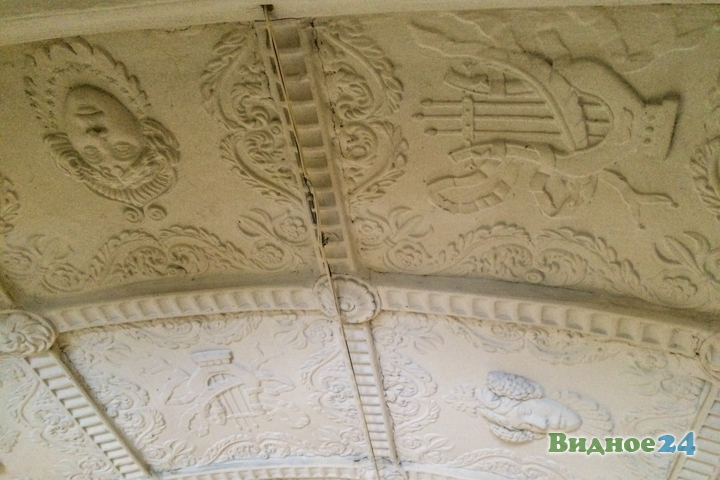 Без проекта реставрации началась реконструкция Дома культуры города Видное. Фоторепортаж фото 32