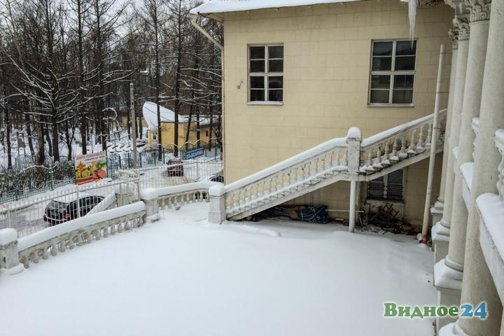 Без проекта реставрации началась реконструкция Дома культуры города Видное. Фоторепортаж фото 23