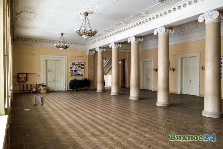 Без проекта реставрации началась реконструкция Дома культуры города Видное. Фоторепортаж фото 28