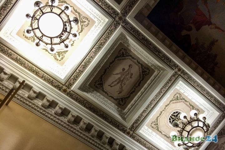 Без проекта реставрации началась реконструкция Дома культуры города Видное. Фоторепортаж фото 51