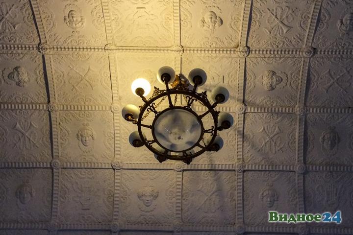 Без проекта реставрации началась реконструкция Дома культуры города Видное. Фоторепортаж фото 10