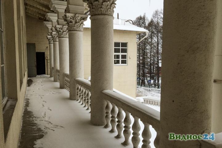 Без проекта реставрации началась реконструкция Дома культуры города Видное. Фоторепортаж фото 26