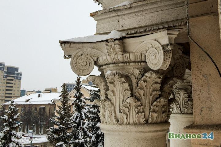 Без проекта реставрации началась реконструкция Дома культуры города Видное. Фоторепортаж фото 33