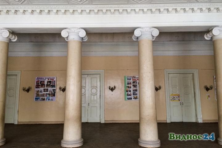 Без проекта реставрации началась реконструкция Дома культуры города Видное. Фоторепортаж фото 30