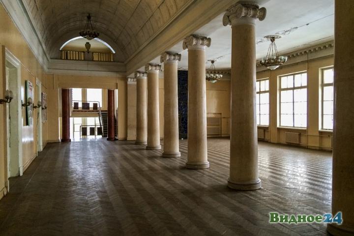 Без проекта реставрации началась реконструкция Дома культуры города Видное. Фоторепортаж фото 21