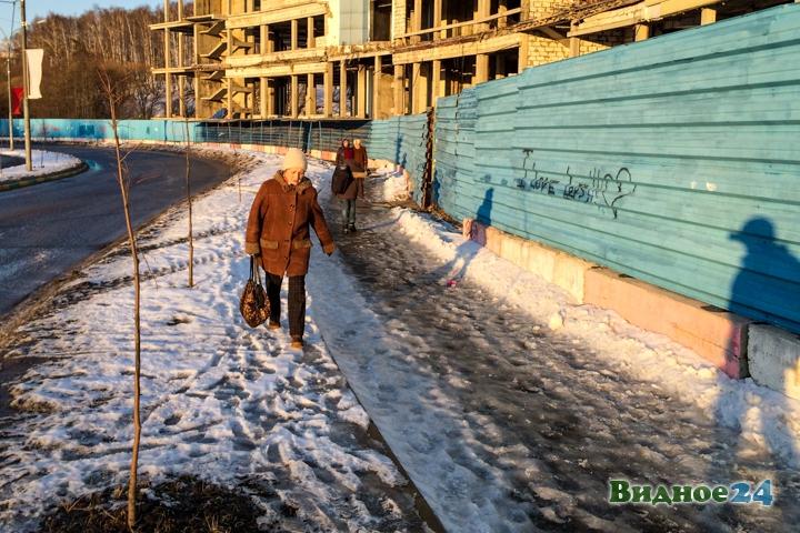 Состоялся первый годовой отчет новой власти Ленинского района. Видео и фото фото 24