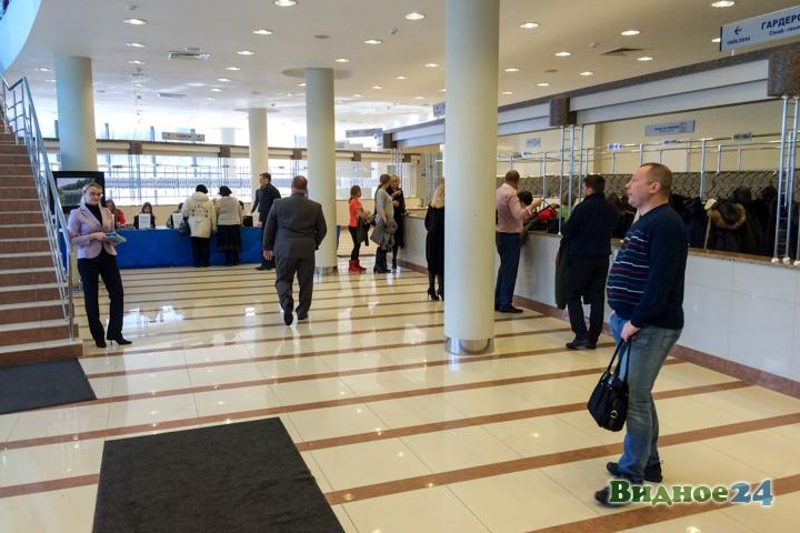 Состоялся первый годовой отчет новой власти Ленинского района. Видео и фото фото 10