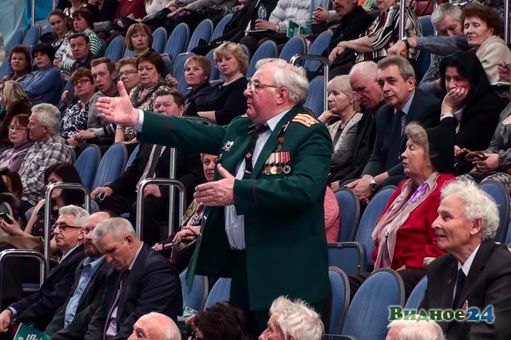 Состоялся первый годовой отчет новой власти Ленинского района. Видео и фото фото 21