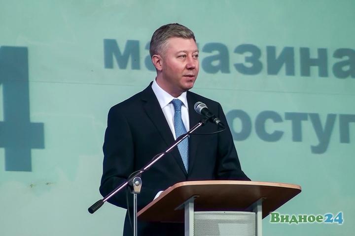 Состоялся первый годовой отчет новой власти Ленинского района. Видео и фото фото 16