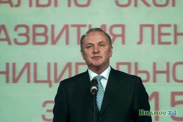 Состоялся первый годовой отчет новой власти Ленинского района. Видео и фото фото 5