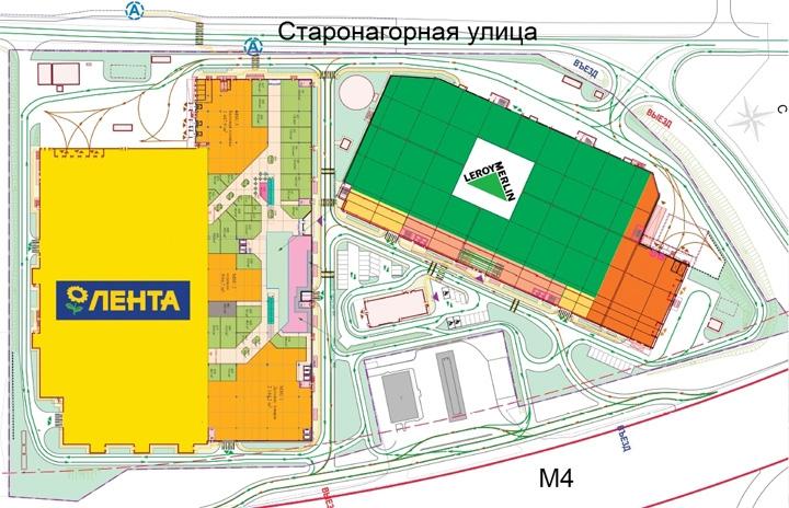 В конце 2016 года в Видном откроется торговый центр «Видное Парк» фото 3