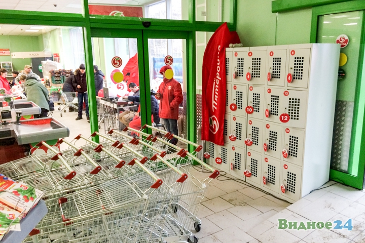 На Березовой улице открылся ещё один супермаркет «Пятерочка» фото 7