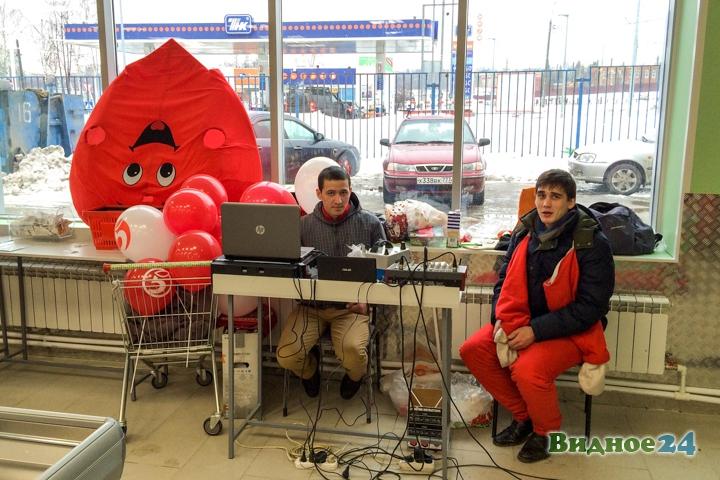 На Березовой улице открылся ещё один супермаркет «Пятерочка» фото 21