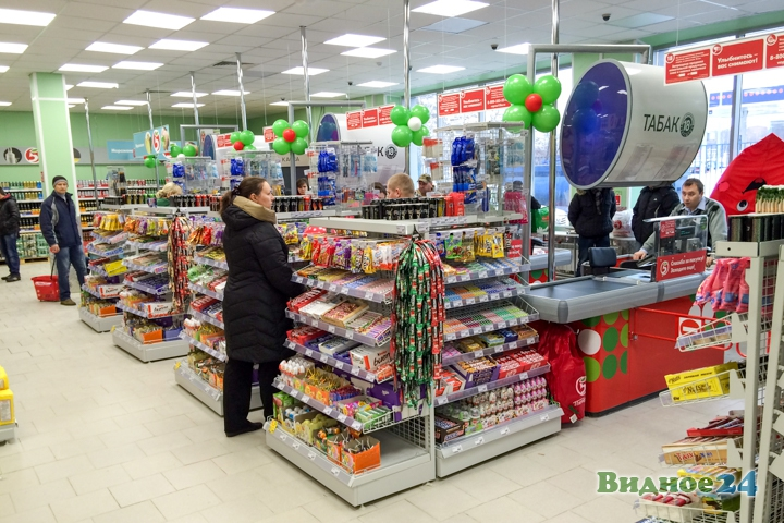 На Березовой улице открылся ещё один супермаркет «Пятерочка» фото 9