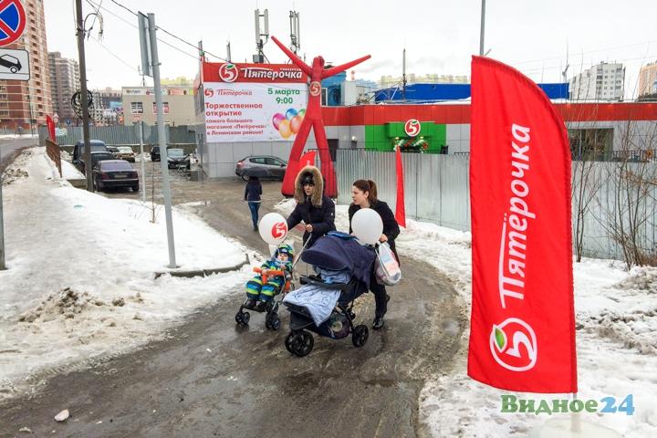 На Березовой улице открылся ещё один супермаркет «Пятерочка» фото 2