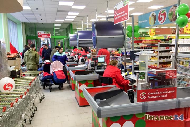 На Березовой улице открылся ещё один супермаркет «Пятерочка» фото 22
