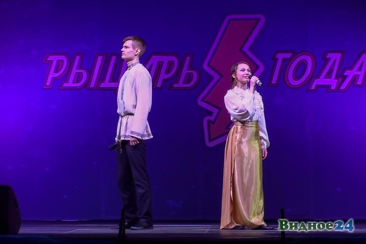 «Рыцарем года 2016» стал Илья Катасонов из 9-й школы города Видное. Фоторепортаж фото 87