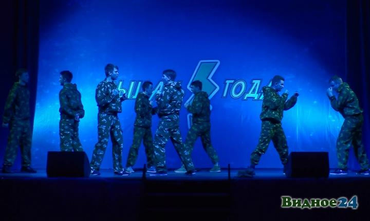 «Рыцарем года 2016» стал Илья Катасонов из 9-й школы города Видное. Фоторепортаж фото 38