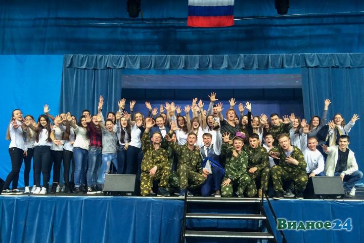 «Рыцарем года 2016» стал Илья Катасонов из 9-й школы города Видное. Фоторепортаж фото 115