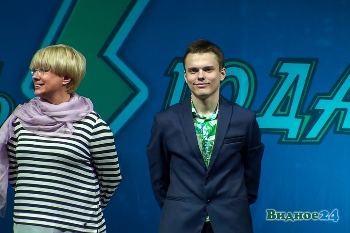 «Рыцарем года 2016» стал Илья Катасонов из 9-й школы города Видное. Фоторепортаж фото 105