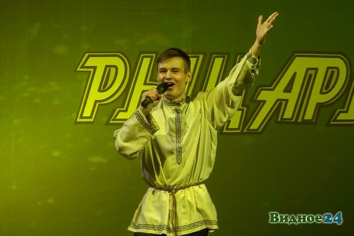 «Рыцарем года 2016» стал Илья Катасонов из 9-й школы города Видное. Фоторепортаж фото 84