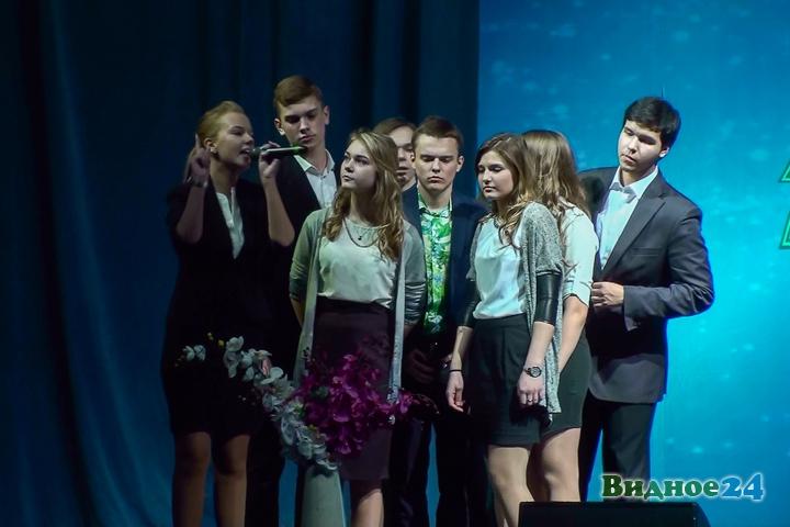 «Рыцарем года 2016» стал Илья Катасонов из 9-й школы города Видное. Фоторепортаж фото 66