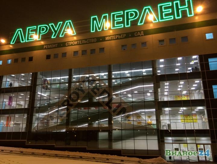 Состоялось пробное открытие гипермаркета «Леруа Мерлен» на пересечении МКАД и Каширского шоссе фото 2