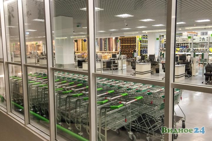 Состоялось пробное открытие гипермаркета «Леруа Мерлен» на пересечении МКАД и Каширского шоссе фото 6