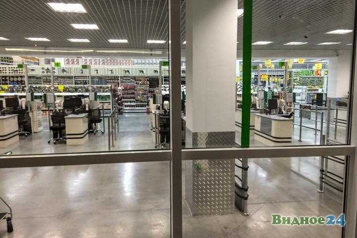Состоялось пробное открытие гипермаркета «Леруа Мерлен» на пересечении МКАД и Каширского шоссе фото 7